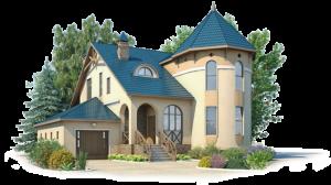 Ипотека на загородный дом или коттедж